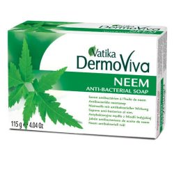 Dabur vatika dermoviva neem antibakteriális szappan 115 g