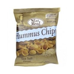 Eat Real hummus chips tengeri sóval 45 g