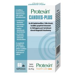 Protexin candies-plus kapszula 60 db