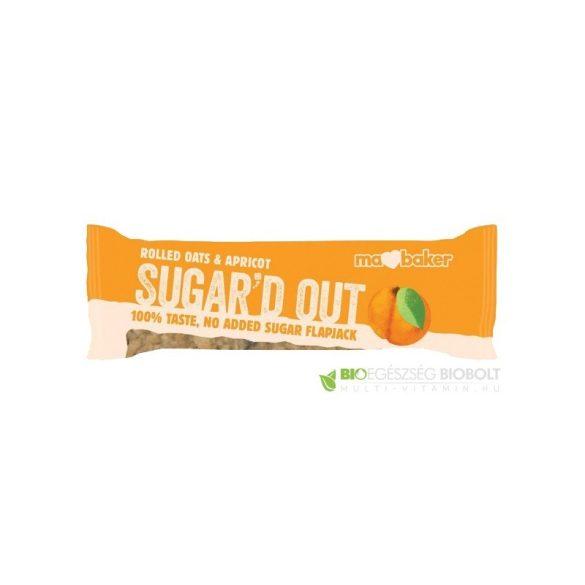 Ma Baker sugardout barackos zabszelet hozzáadott cukor nélkü 50 g
