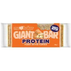 Ma Baker óriás zabszelet mogyoróvajas fehérje tartalmú 90 g