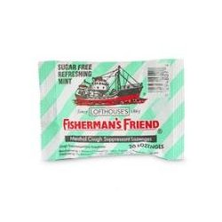 Fishermans friend cukorka zöld 25 g