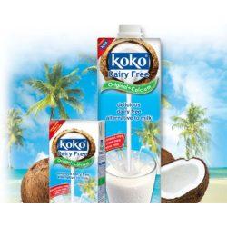 Koko kókusztej ital natúr 1000 ml