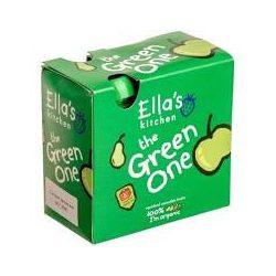 Ellas Kitchen bio bébiétel zöld multipack 450 g