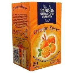 London gyümölcsös fűszeres tea 20x 40 g