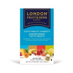 London Tutti-Frutti Válogatás Tea  20 filter