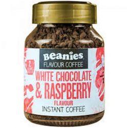 Beanies fehércsokis málnás ízű instant kávé 50 g