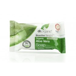 Dr.organic bio aloe vera szappan 100 g