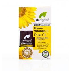 dr.Organic Természetes E-vitaminos olaj 50ml