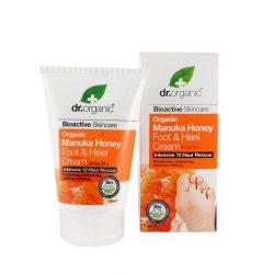 Dr.organic bio manuka láb-és sarokápoló 125 ml