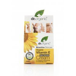 Dr.organic bio e-vitaminos hidratáló krém 50 ml
