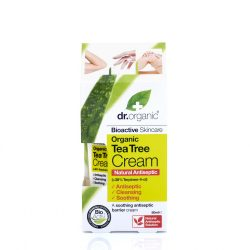 dr.Organic Antiszeptikus krém bio teafaolajjal 50ml