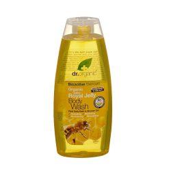 dr.Organic Tusfürdő bio méhpempővel 250ml