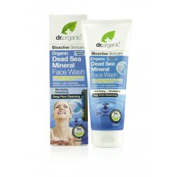 Dr.organic bio holt-tengeri arclemosó 200 ml