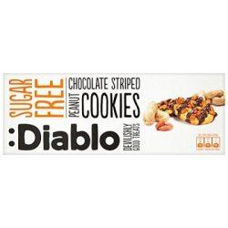 Diablo csokis-földimogyorós keksz 150 g