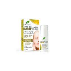 dr.Organic Pro Collagen Anti-Aging hidratáló arckrém fekete gyönggyel 50ml