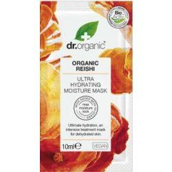 Dr.organic bio reishi gomba ultra hidratáló arcmaszk 10 ml