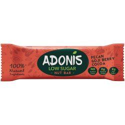 Adonis Keto Protein Szelet Mogy.-Pekánd.