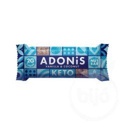 Adonis Keto Szelet Vaniliás-Mandulás 35G