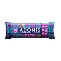 Adonis Keto Protein Szelet Mogy.-Kakaós