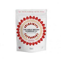 The Great british porridge eper-mogyoróvaj instant zabkása 400 g