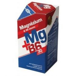 OCSO MAGNÉZIUM+B6 VITAMIN KAPSZULA 30DB