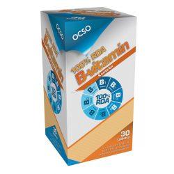 OCSO B-vitamin komplex tabletta 30db