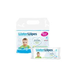 Waterwipes szappanbogyós törlőkendő value pack 4x60 db