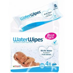 Waterwipes törlőkendő value pack 240 db