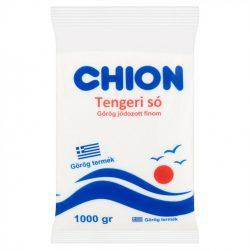 Chion görög tengeri só 1000 g
