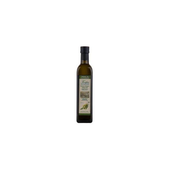 Hidegen sajtolt extra szűz görög olívaolaj 500 ml