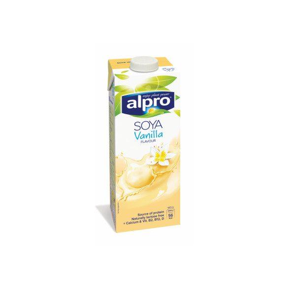 Alpro szójaital vaníliás 1000 ml