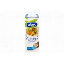Alpro kókusz alapú főzőkrém 250 ml