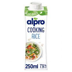 Alpro zab főzőkrém UHT 250 ml