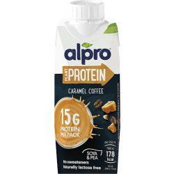 Alpro protein ital karamell-kávé 250 ml