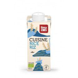 Lima bio rizskrém 200 ml