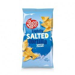 Poco Loco Tortilla Chips Sós 200 g