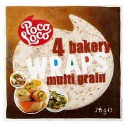 Poco Loco sok magvas lágy tortilla 245 g
