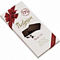 Belgian Dark étcsokoládé 72% 100 g