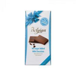 Belgian Tejcsokoládé Édesítősz. 100 g