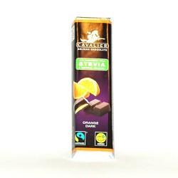 Cavalier étcsokoládé szelet narancs 40 g