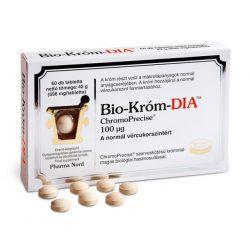 Bio-Króm-Dia tabletta 60 db