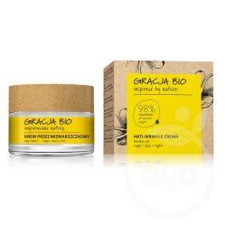Gracja bio ránctalanító nappali/éjszakai arckrém monoi olajjal 50 ml