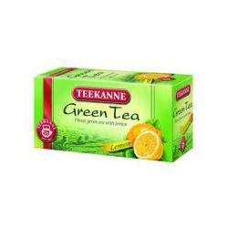 Teekanne zöld tea citrom 20x1,75g 35 g