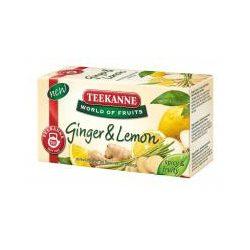 Teekanne ginger & lemon tea 20x1,7g 35 g