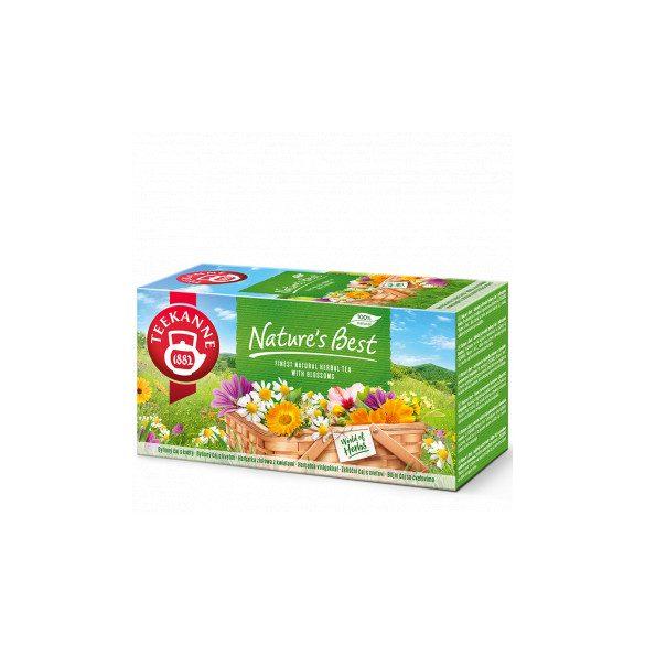 Teekanne natures best finom természetes herba tea válogatás 32 g