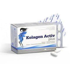 Olimp Labs® Kollagén Aktív rágótabletta - 7200mg gyorsfelszívódású kollagénnel a napi adagban / 8 tabl.
