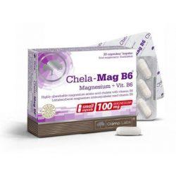 Olimp Labs Chela-Mag B6 - AZ ÚJ GENERÁCIÓS MAGNÉZIUM