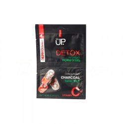 Skin Up detox intenzív arctisztító maszk komb.-zsíros bőrre 10 ml