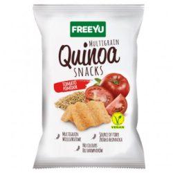Freeyu quionás snack paradicsomos 40 g